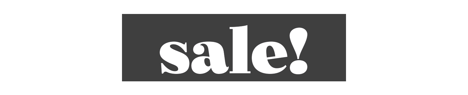 On Sale Promo Front