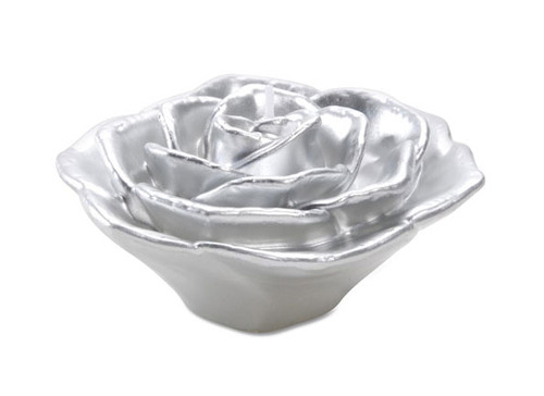 Rose Wax Floater Silver