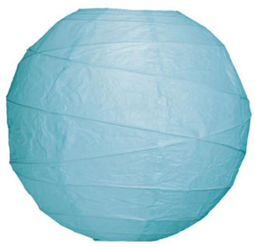 Premium Ice 14-Inch Round Paper Lantern