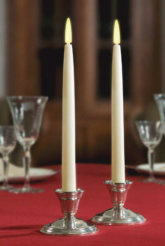 Single Classic 12-Inch Taper Candle
