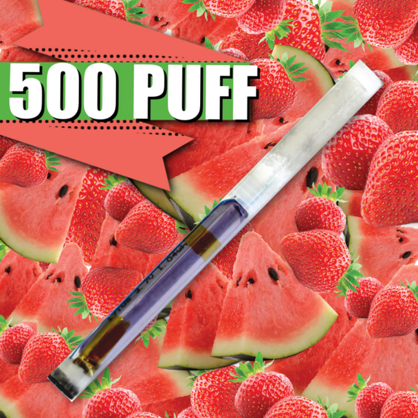 Strawberry Watermelon Disposable E-Cig