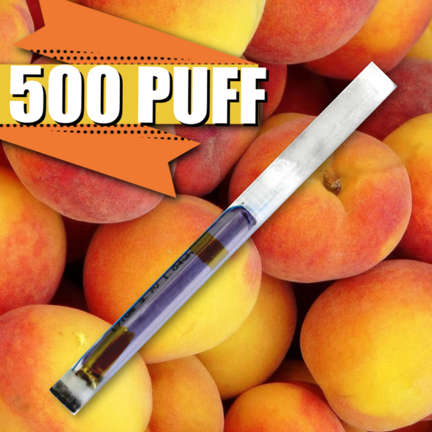 Peach Disposable E-Cig
