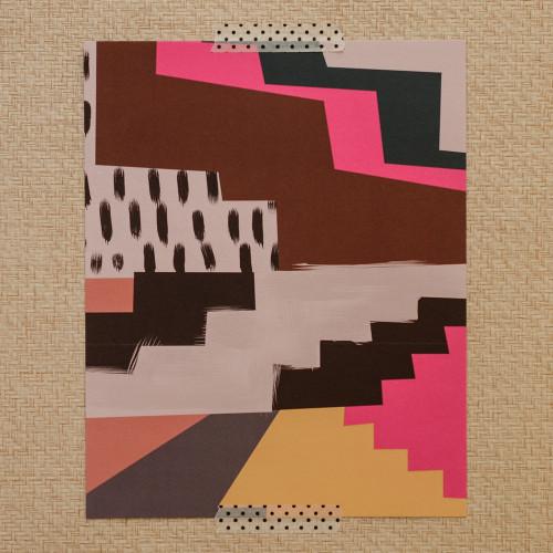 Abstract No.1 Art Print