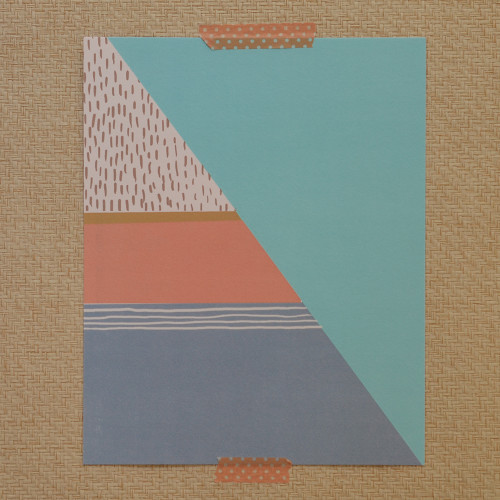 Abstract No.2 Art Print