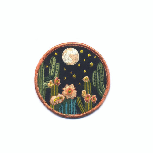 Night Cactus Patch