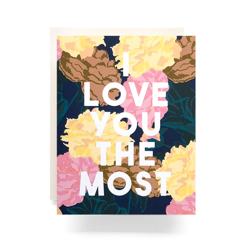 Love Roses Greeting Card