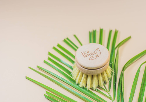 Zero Waste Dish Brush/ Replaceable Head