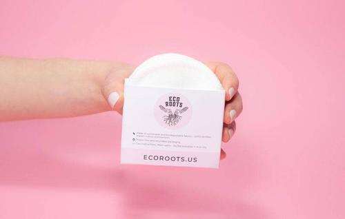 Reusable Cotton Makeup Remover Rounds- Set of 10