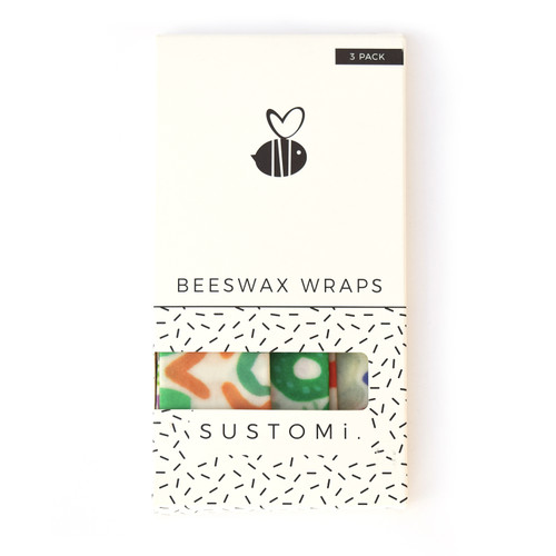 Beeswax Wraps - Pack of 3 - Dreams