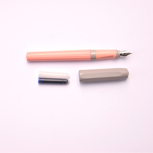Kaweco Fountain Pen, Pink and Grey
