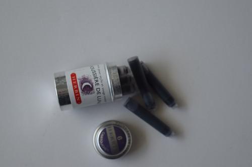 Herbin Ink Cartridges- Poussiere De Lune