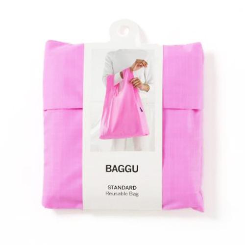 Bright Pink Baggu