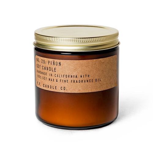 Piñon Soy Candle- 12.5