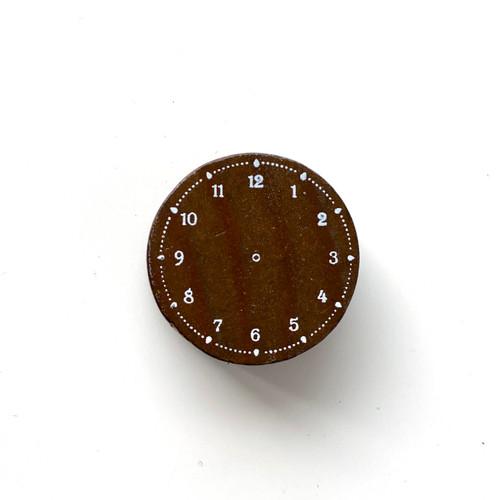 Analog Clock Stamp