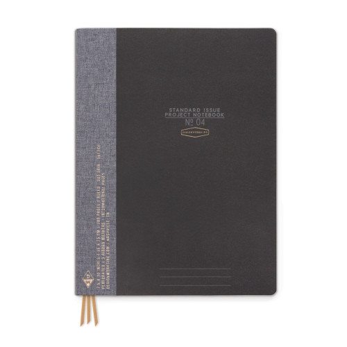 Standard Issue Project Notebook
