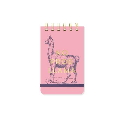 """Bound Purse Notes- """"No Prob Llama"""""""