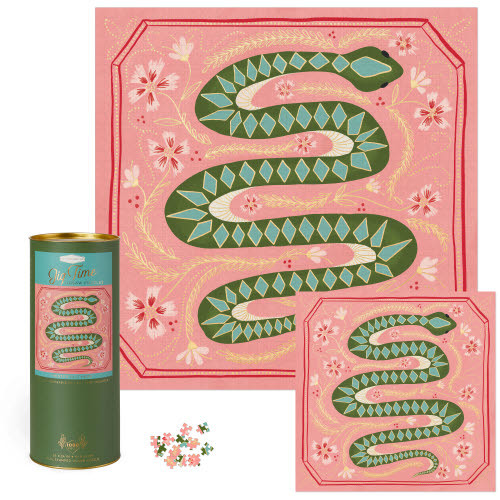 Mister Slithers Puzzle