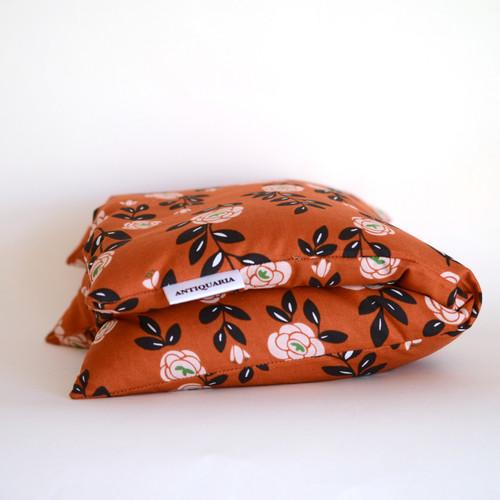 Eloise Floral Flax Heat Bag
