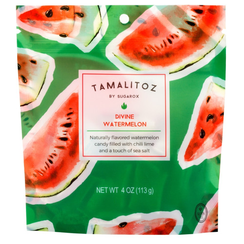 Divine Watermelon Tamalitoz Candy 12ct