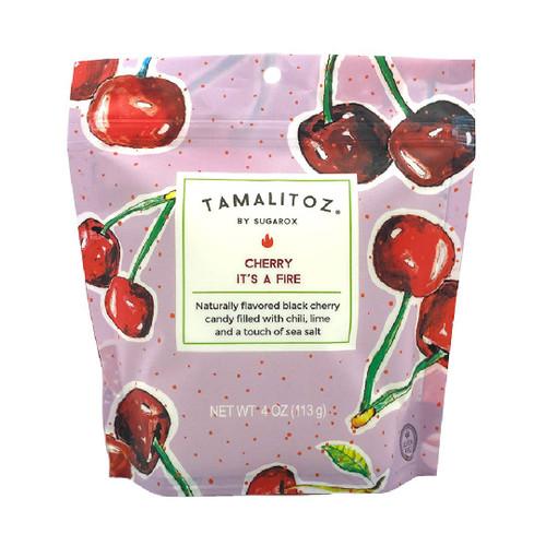 Cherry It's Fire Tamaltoz Candy 12Ct