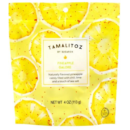 Pineapple Galore Tamalitoz Candy 12ct