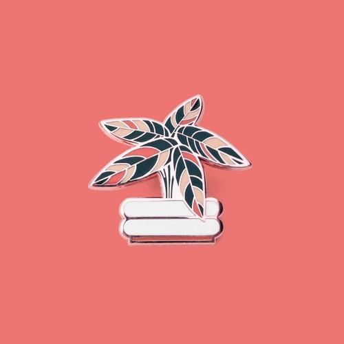 Stromanthe Triostar Pin
