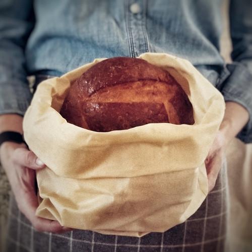 Beeswax Bread Bag