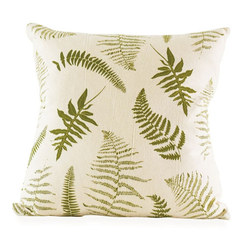 Fronds Pillow Cover Only