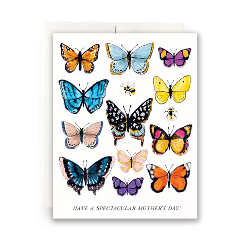 Butterfly Mother's Day Greeting Card