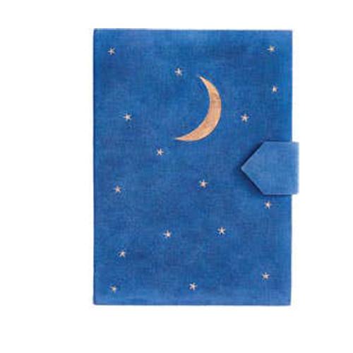 Suede Moon & Starts Journal