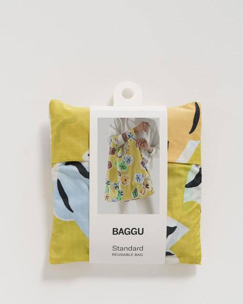 Paper Floral Baggu