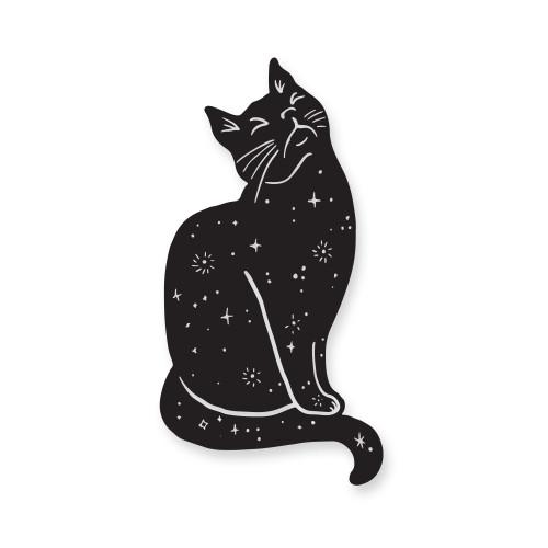Cat Magic Sticker