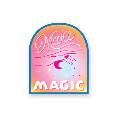Make Magic Sticker