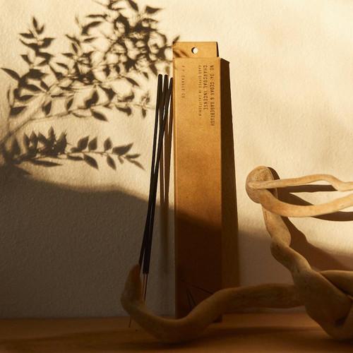 Cedar & Sagebrush Incense