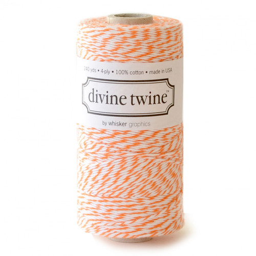 Divine Twine, Orange