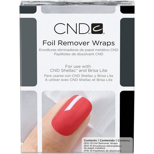 CND Foil Nail Polish Remover Wraps