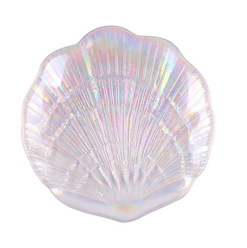 Glass Seashell Nail Art Palette