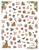 Pumpkin Halloween Nail Art Stickers ColorF CA-346