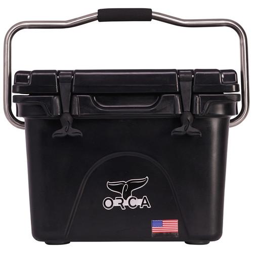 ORCA 20 quart Cooler, Black