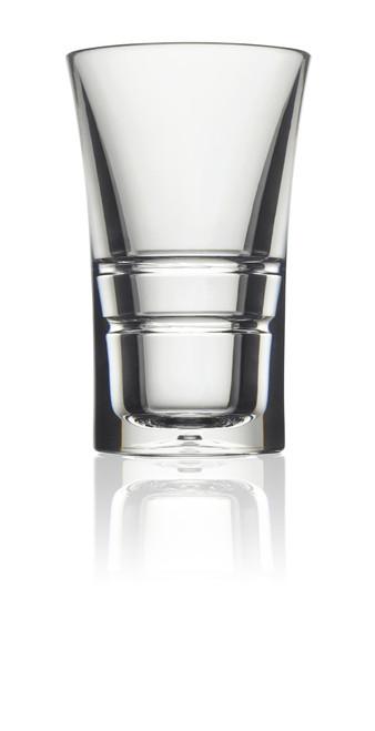 symGLASS Shot Glass 2.2oz., set of 4