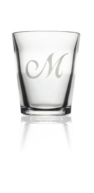symGLASS Rocks Glass 10oz., set of 4