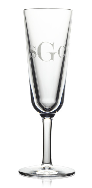 symGLASS Champagne Flute, set of 4