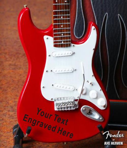 Fender™ Strat™, Red