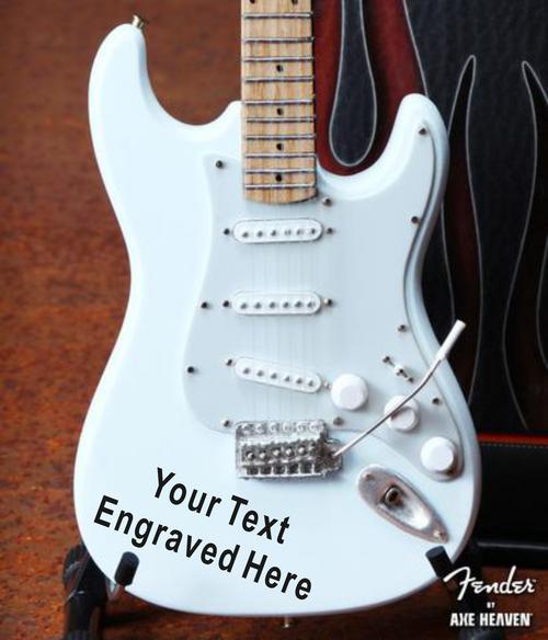 Fender™ Strat™, Olympic White
