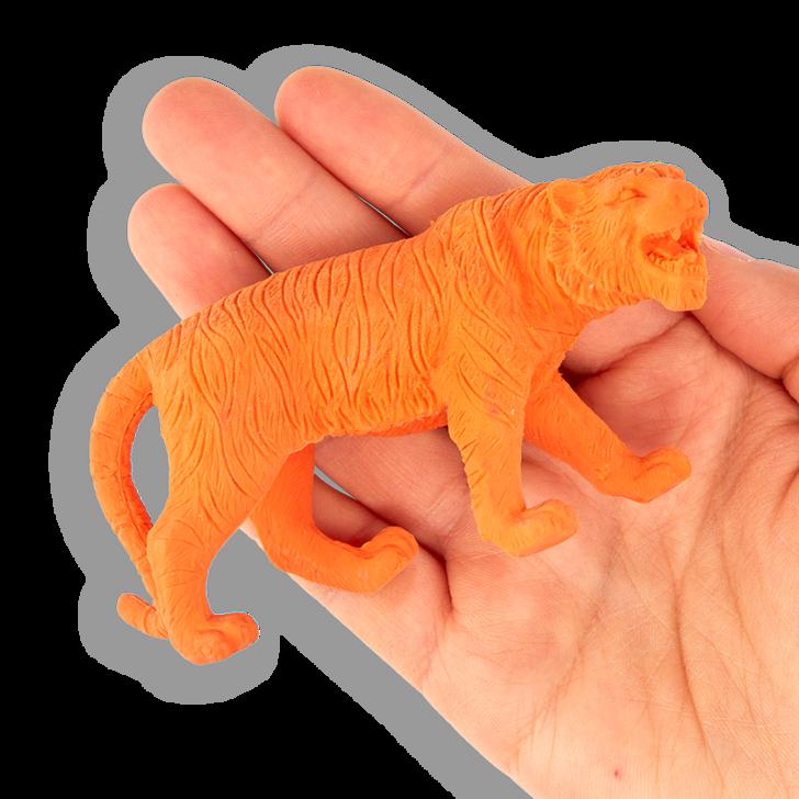 Ooly Eraser Zoo - Tiger