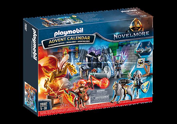 Playmobil Novelmore Advent Calendar