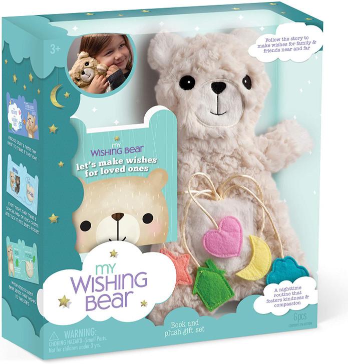 My Wishing Bear Book and Plush Set