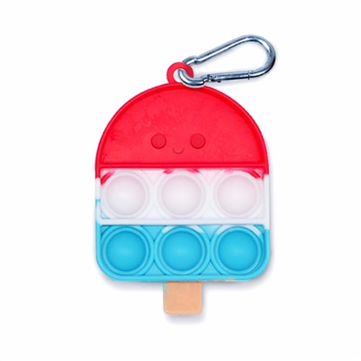 OMG Pop Fidgety Keychain - Popsicle