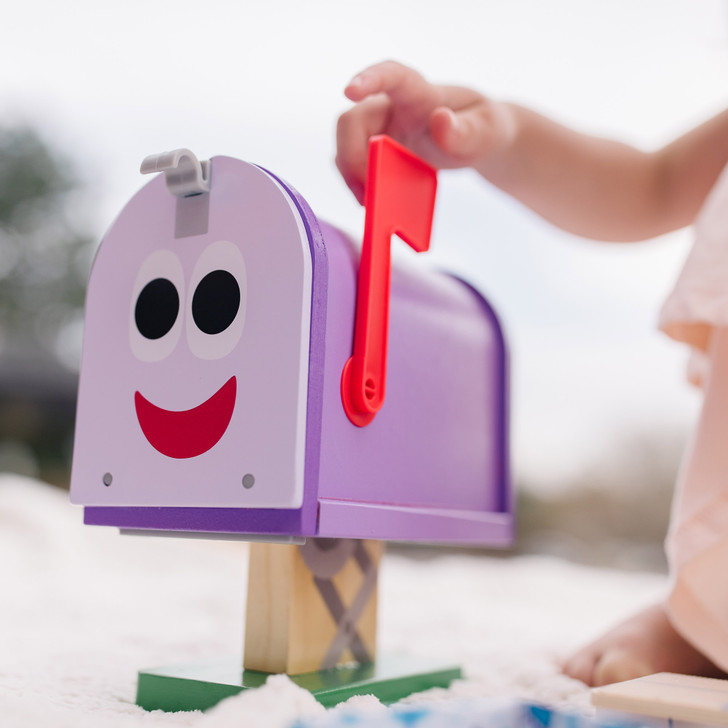 Blues Clues & You! Wooden Mailbox Play Set