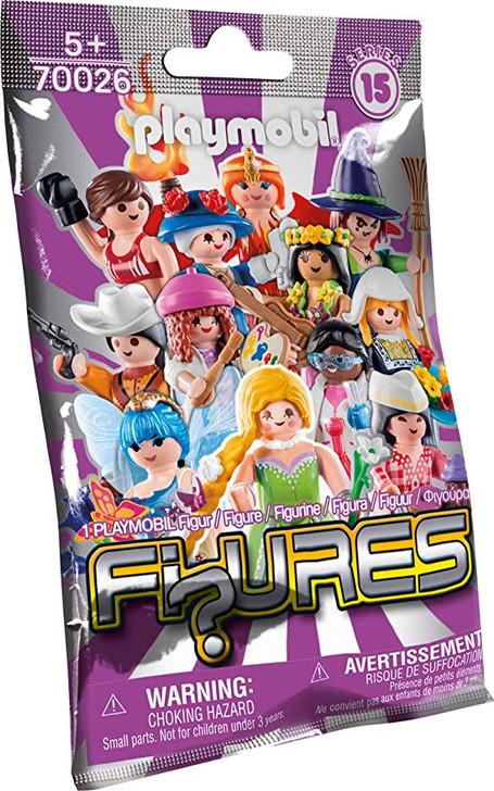 Playmobil Figures Series 15 Girls Blind Pack
